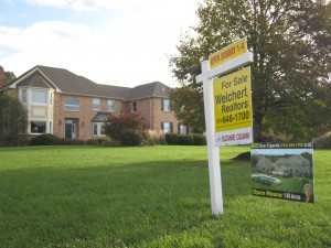 Full Color Real Estate Lawn Signs