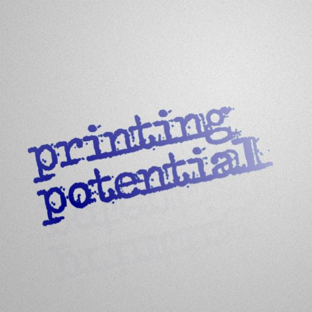 printing potential