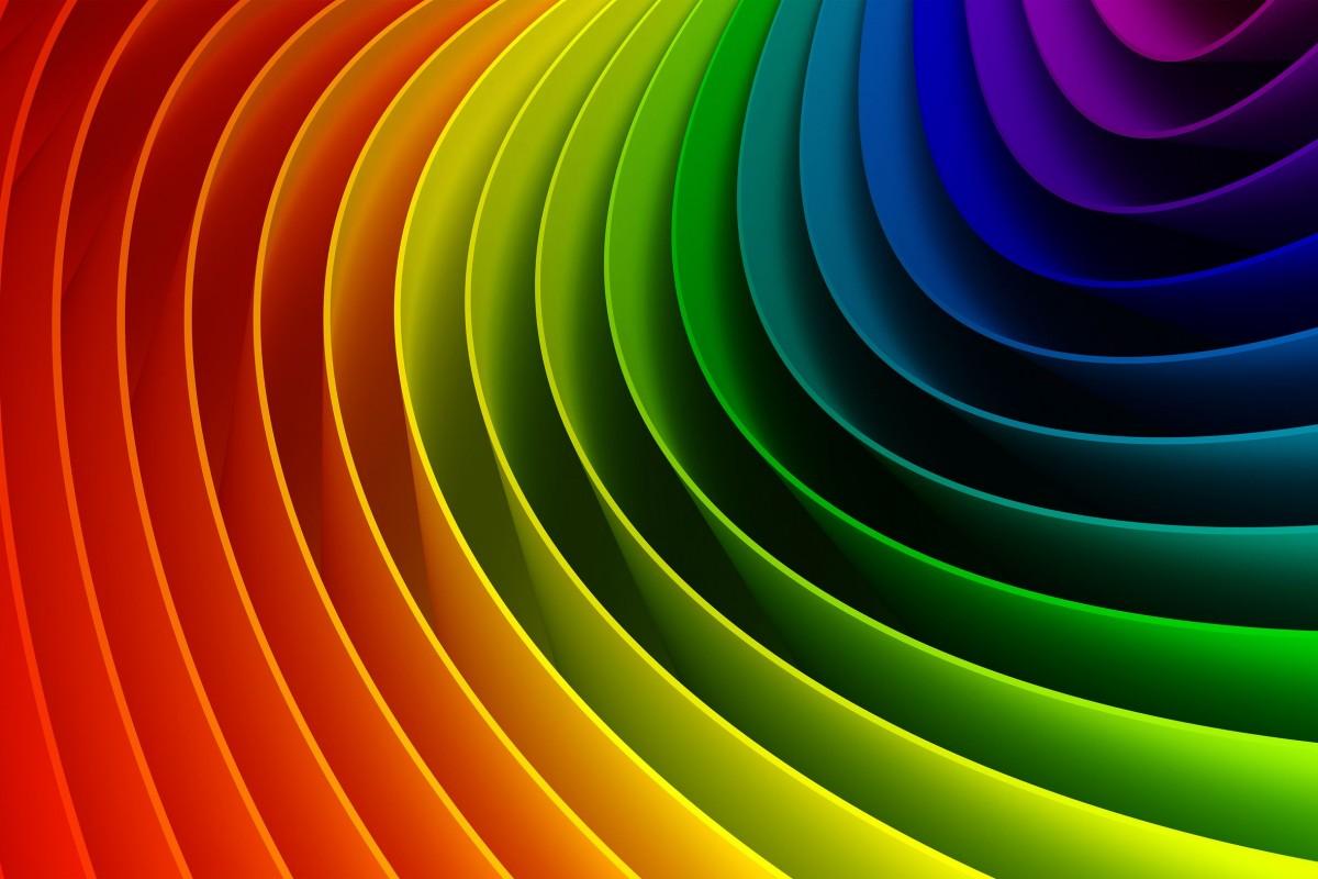 printing full color spectrum