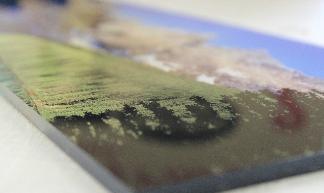 printing on acrylic